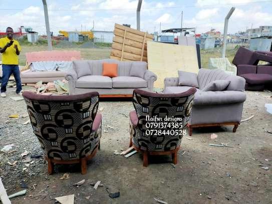 One seater sofas/modern sofas image 3