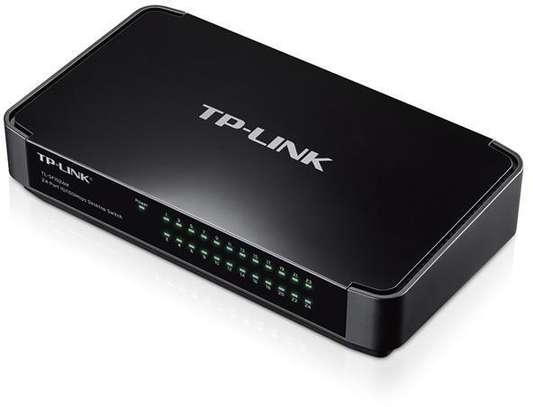 24-Port 10/100Mbps Desktop Switch TL-SF1024M image 1