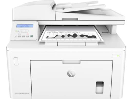 HP LaserJet Pro MFP M227sdn (Printer, upto 28ppm, Copier, Scanner, with Duplex, ADF and Network)