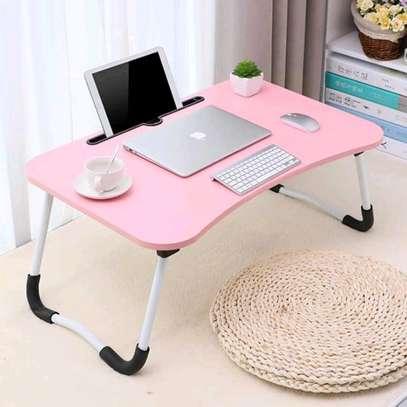 Foldable Laptop table/Ipad holder image 2