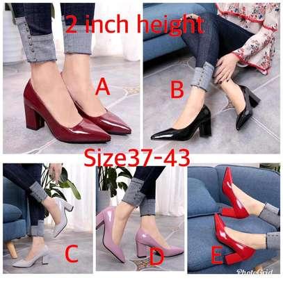 Elegant footwear image 1
