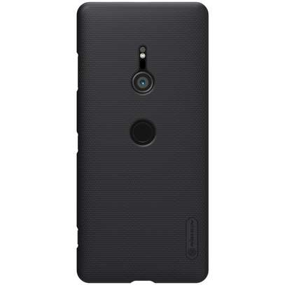 NILLKIN Super Frosted Shield Back Cover For Sony XZ3 image 1