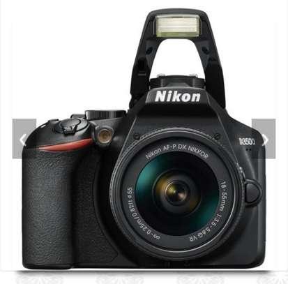 Nikon D3500 DSLR Camera With 18-55mm Lens image 3