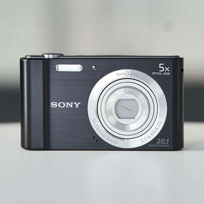Sony Cyber-shot DSC-W800 Digital Camera (Black) image 3
