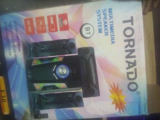 Tornado Multi Media Speaker System image 1