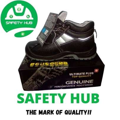 Ultimate plus industrial boots image 1