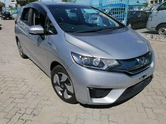 Honda Fit Automatic image 6