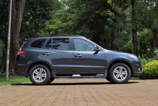 Hyundai SantaFe Year 2012 KCX Gray Color Ksh 1.95M image 7
