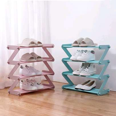 4Layer shoe rack image 2