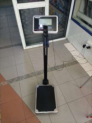Digital Height and Weight Scale image 2