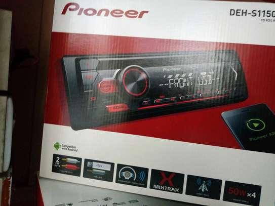 Sony radio image 1