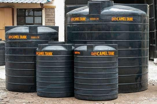 Plastic Water tanks 4000L Ksh 28,000 image 1