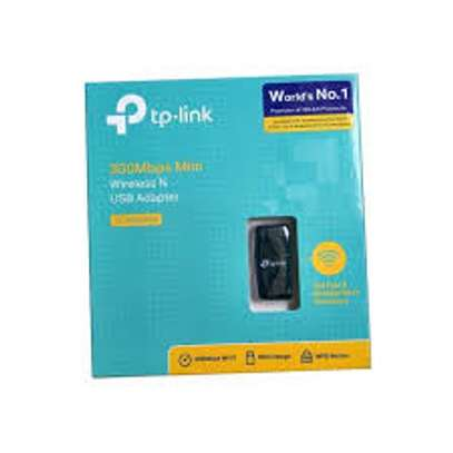 TP-Link TL-WN823N - 300Mbps - Mini Wireless N USB Adapter
