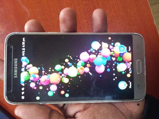 Used Samsung galaxy J3 on sale image 1