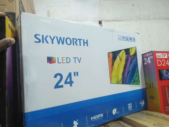 "24"" SKYWORTH DIGITAL TV image 1"