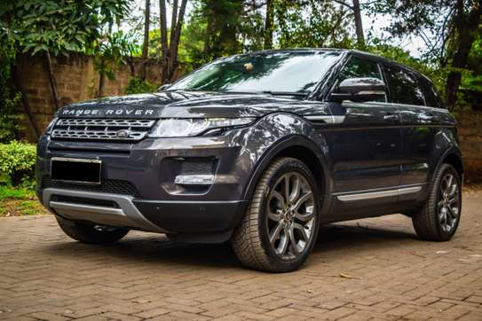 Land Rover Range Rover Evoque image 1