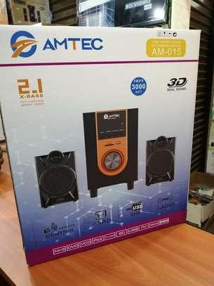 Amtel 2.1 sub woofer image 1