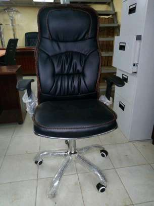 Executive office chair image 2