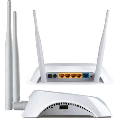3G/4G wireless N router image 2