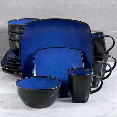 Ceramic dinner set image 1