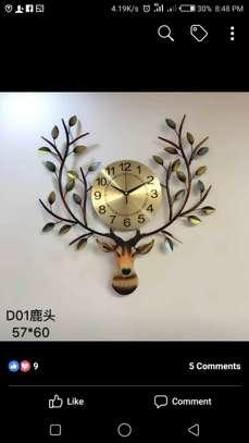 Impala clock image 1