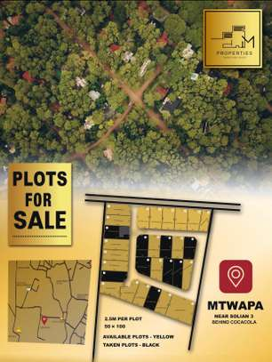 AFFORDABLE INVESTMENT 50 BY 100 PLOTS