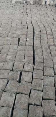 Construction Bricks (machine cut stones). image 2