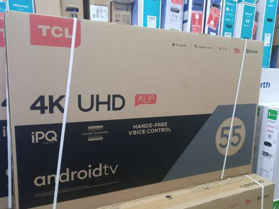 """Tcl 55"""" IPQ Android TV image 1"""