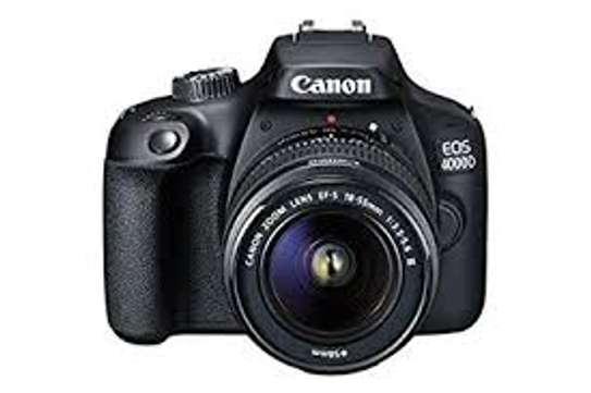 CANON 4000D CAMERA image 1