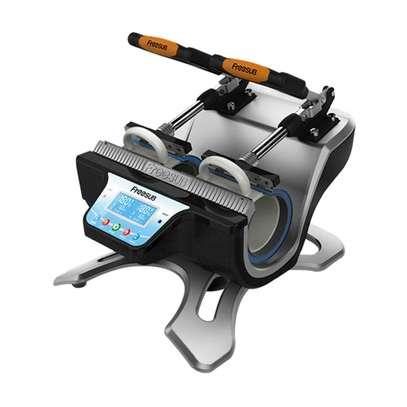 Double Station Mug Press Machine image 1