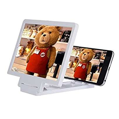 3D Enlarged Screen Mobile Phone image 2