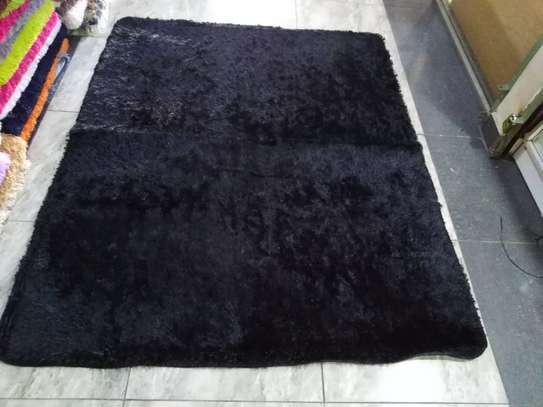 5 BY 8 TURKISH FLUFFY CARPET image 3
