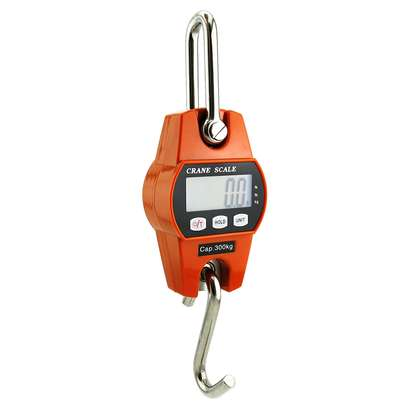 Duty Industrial Digital Crane Scale, Metal Hanging Scale With Screen Display image 2