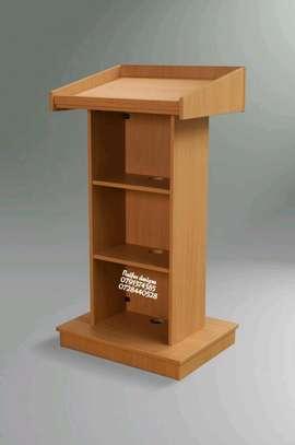 Modern podiums image 1