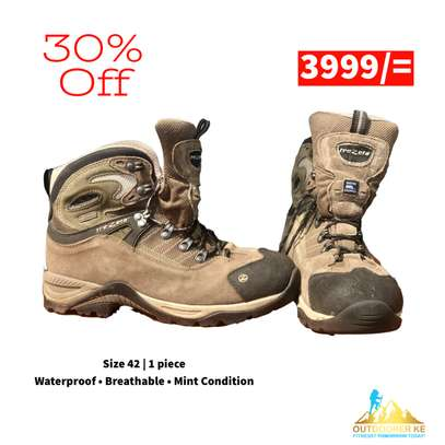 Premium Hiking Boots - Assorted Brands and Sizes image 12