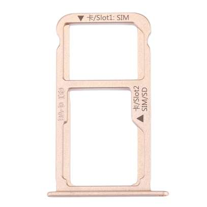 Replacement Dual/Single SIM Tray SD Card Reader for Huawei Mate 9 image 7