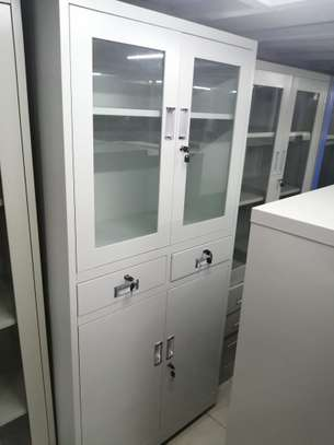 Executive office filling cabinets image 6