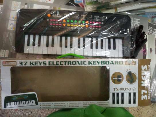 Kids music keyboard