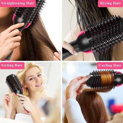 One Step 3 In1 Hair Dryer Brush Hot Air Brush Hair Dryer image 3