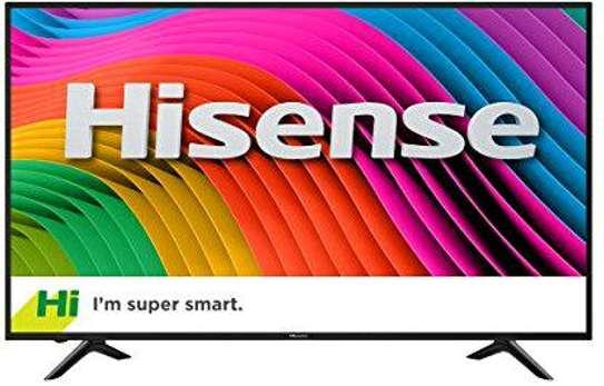 55 INCH SMART 4k Hisense image 1