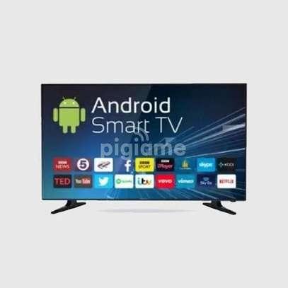 Nobel Android 43 inches Smart Digital Frameless TVs image 1