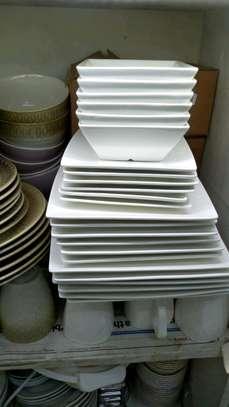 24pc ceramic dinner set/ Dinner set/24pc dinner set image 6