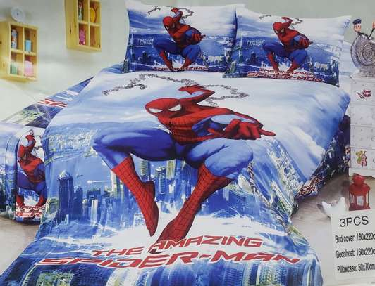 3pc Kids Cartoon Duvet cover image 2