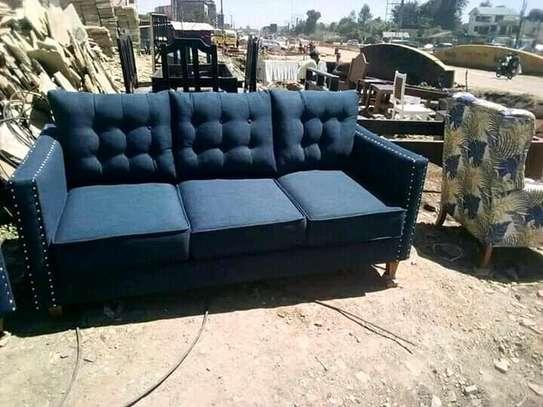 Classic box sofa image 1