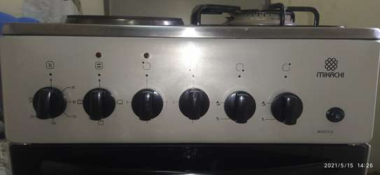 Mikachi 2gas and 2electric cooker... image 2