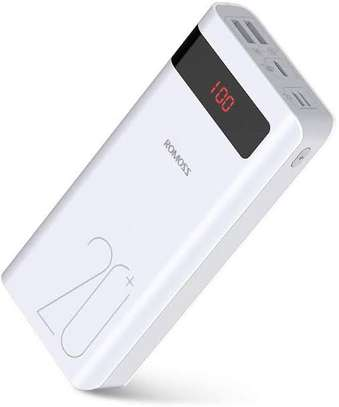 ROMOSS Sense 6PS+ 20000mAh Powerbank Fast Charge Type-C PD Portable Charger