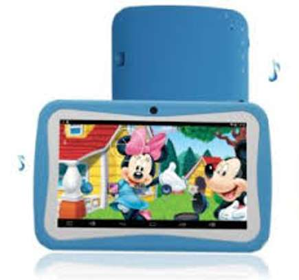 16gb 1GB 4G LTE KID Tablet All Color With Sim Slot image 1