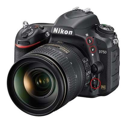 Nikon D750 image 1