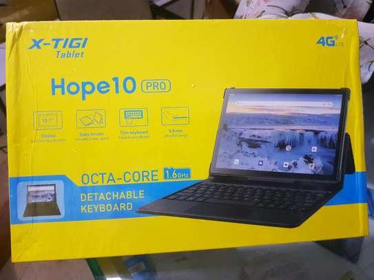Xtigi Hope 10 pro Tablet. 10 inch. 32GB Rom, 3GB Ram. 4GLte image 1