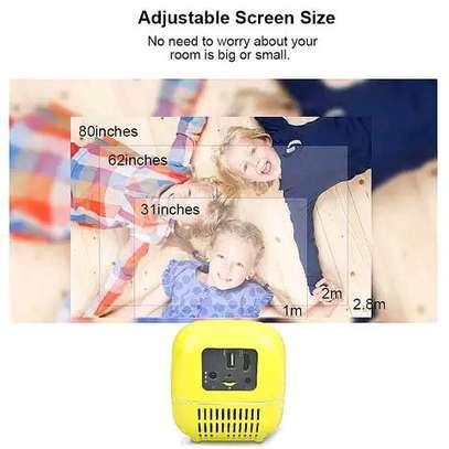 portable mini projector image 1